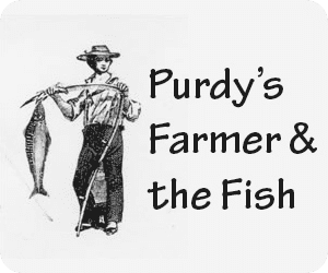 Purdy's Farmer & the Fish