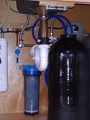Drinking Water System Under Sink