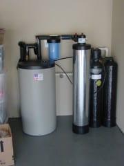 Water System Garage