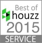 """Best of Houzz 2015 - Service"""
