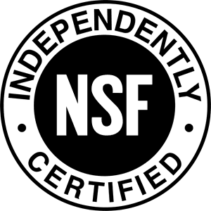 Independently NFS Certified Logo